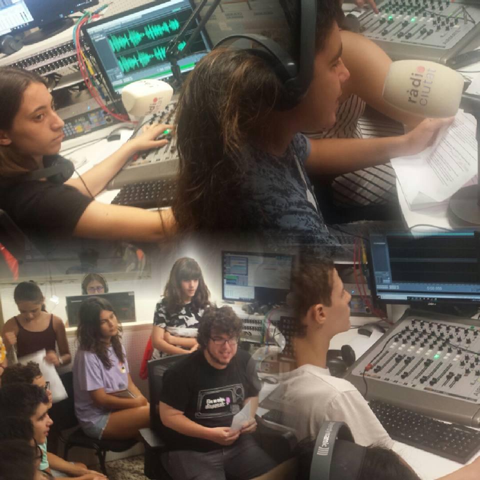 taller ràdio ciutat de tarragona 2018