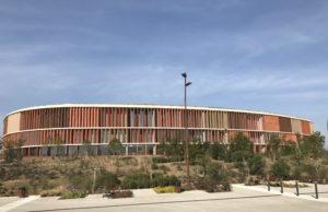El Palau d'Esports, punt de vacunació massiva del Camp de Tarragona