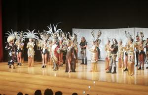 gala arribada reis carnaval