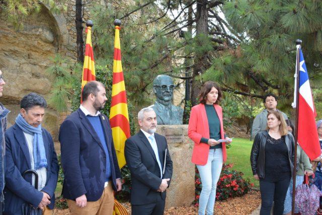 Salvador Allende Carla Aguilar Xavi Puig