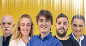 Previa Grana Anton Gasol Paula Jansà, Adrià Tella, Marc Pérez Álvaro Herrera